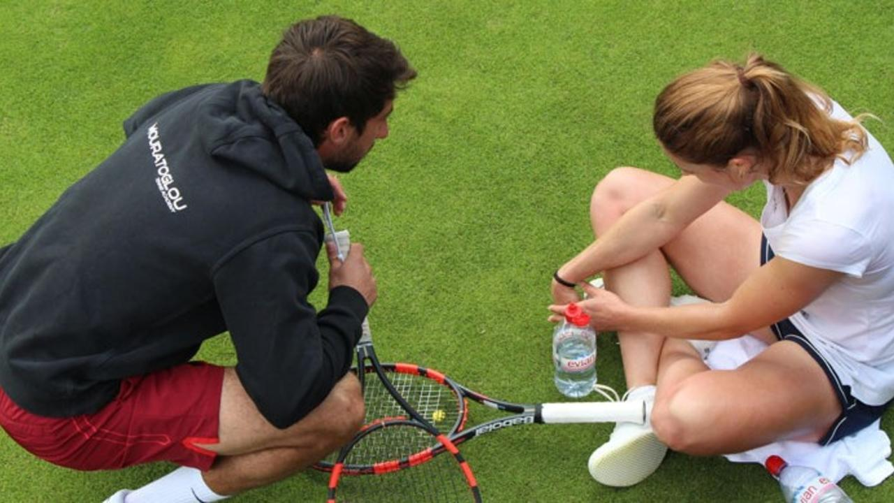 image of tennis fitness mistakes