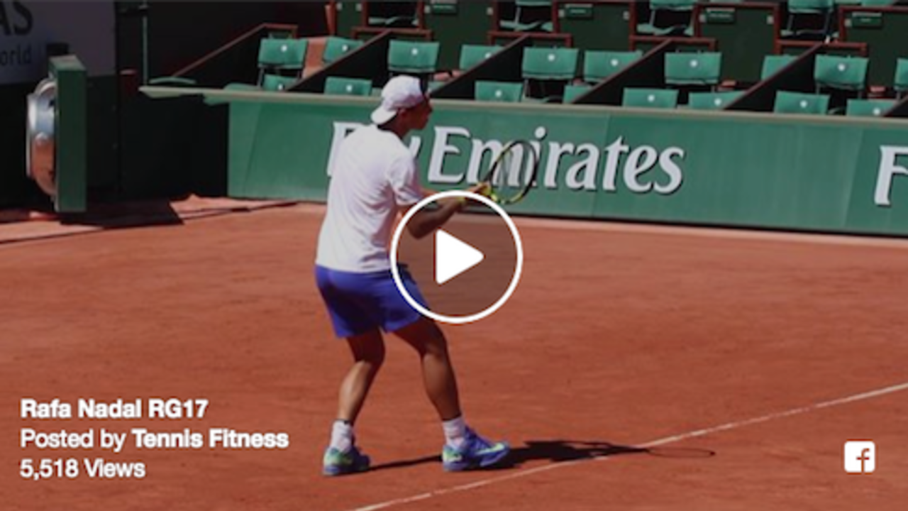 Image of Tennis Training For Clay Courts