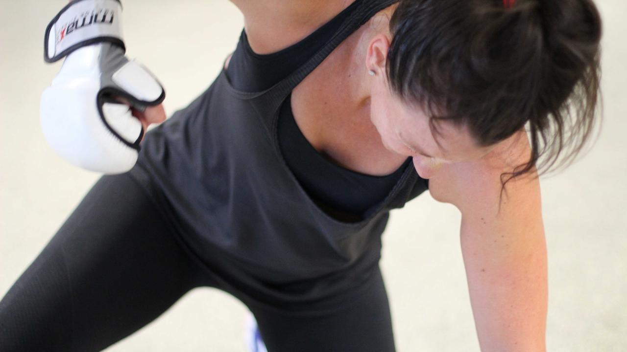 image of tennis strength training