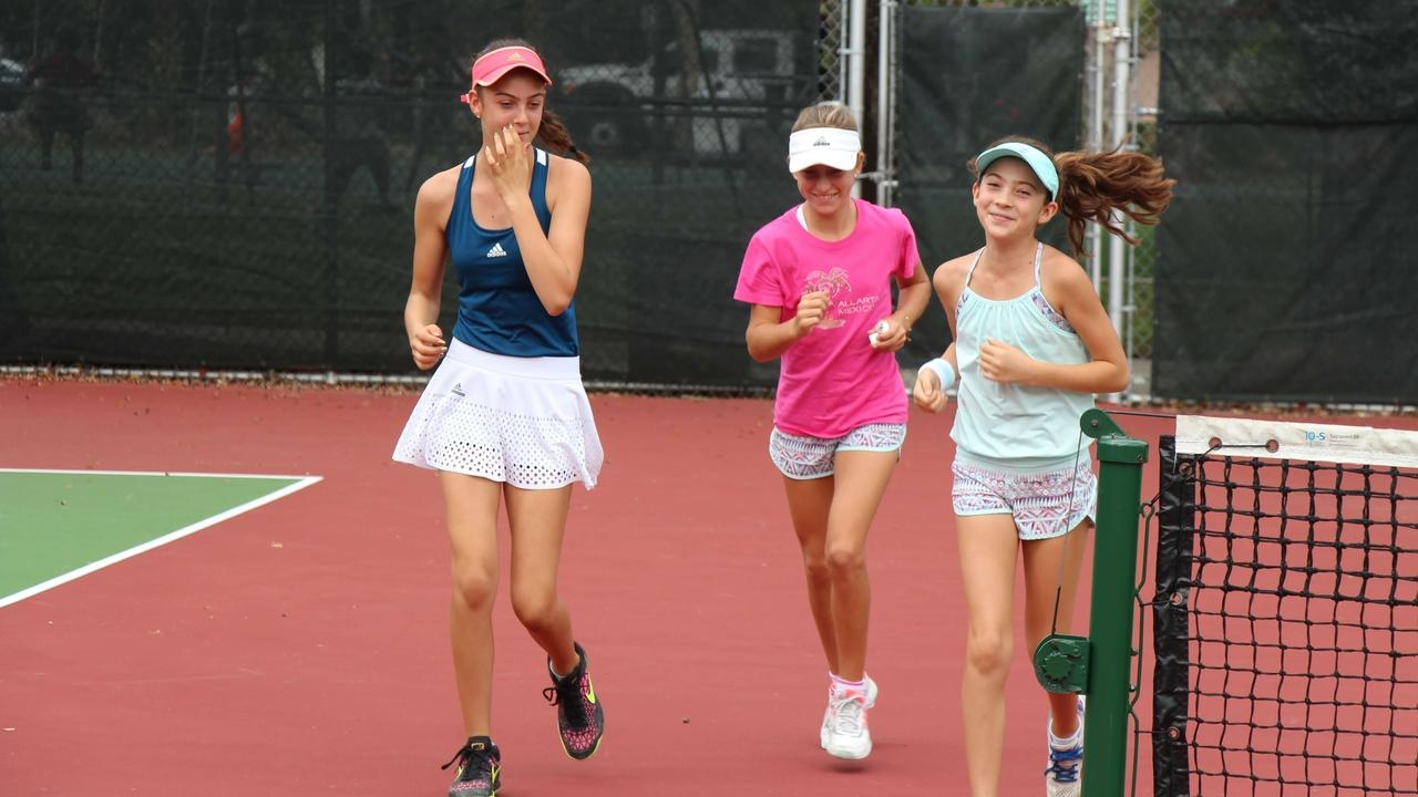 Junior Tennis Players Exercises Drills Workouts Injuries