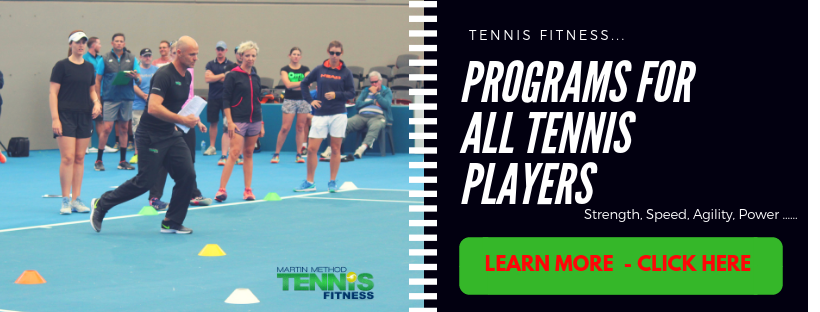 Training For Tennis To Peak For Tournament