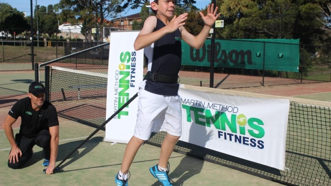 image of workouts for tennis players