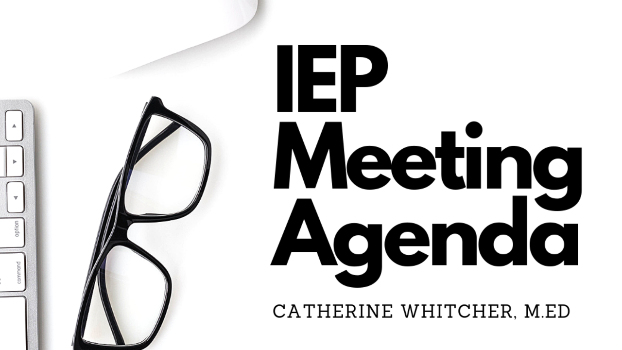 Are You Ready For Your Iep Meeting >> Catherine Whitcher M Ed