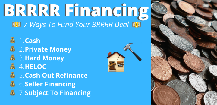 brrrr financing