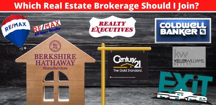 which real estate brokerage should I join