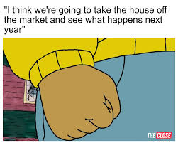 funny real estate meme