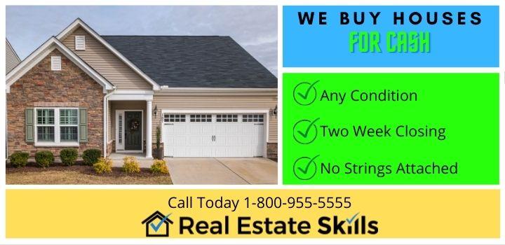 real estate wholesaling postcard template
