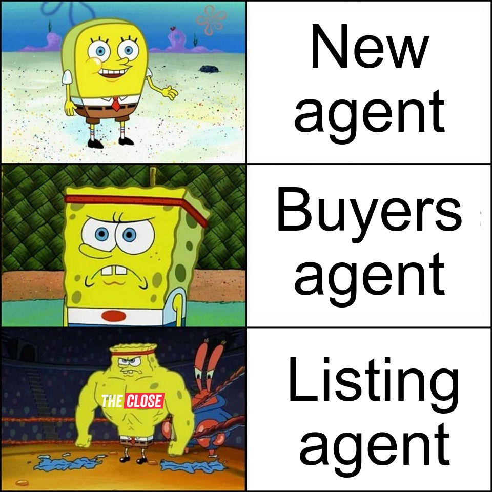 real estate agent meme