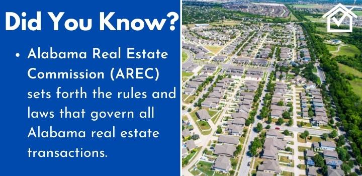 alabama real estate commission wholesaling