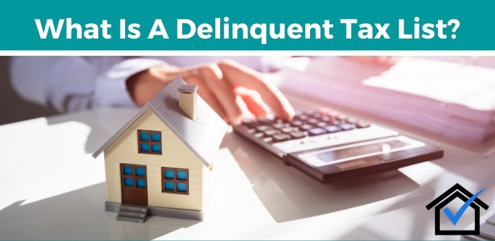 What Is A Delinquent Tax List?