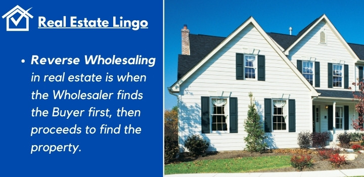 reverse wholesaling real estate legal Nevada