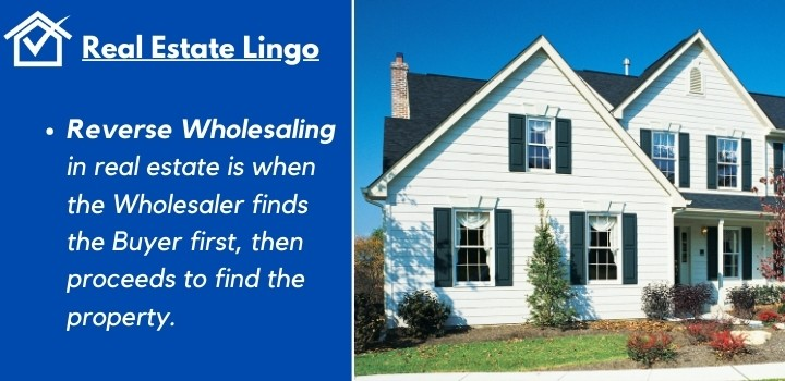 reverse wholesaling real estate legal in Florida