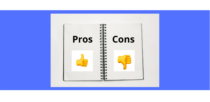 pros and cons how to make money from home