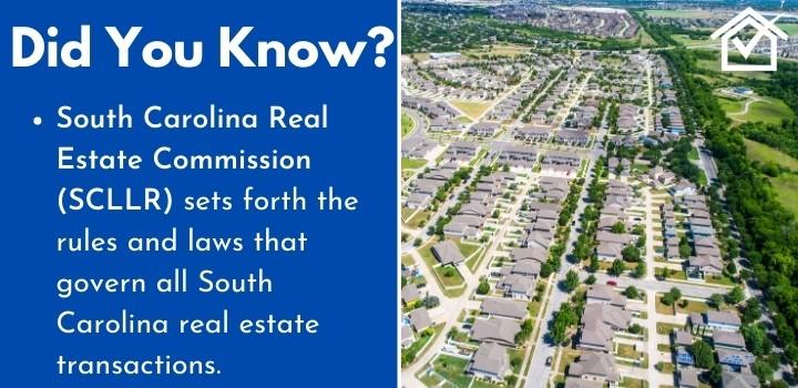 South Carolina Real Estate Commission Wholesaling
