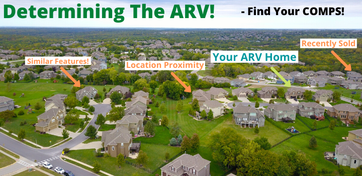 how to determine arv