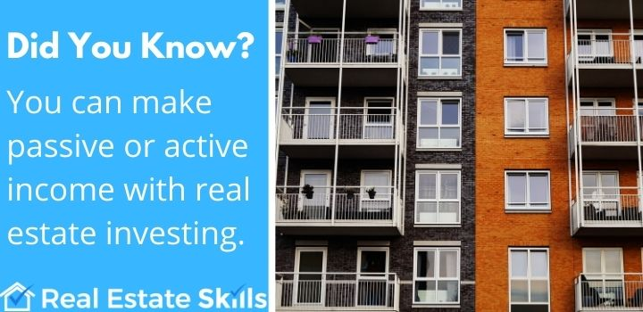 how to become a full time real estate investor