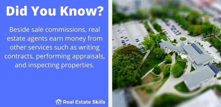 how to make money as a real estate agent