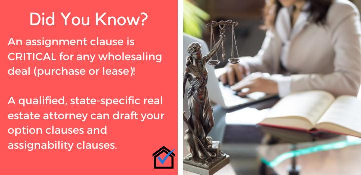 wholesale lease options