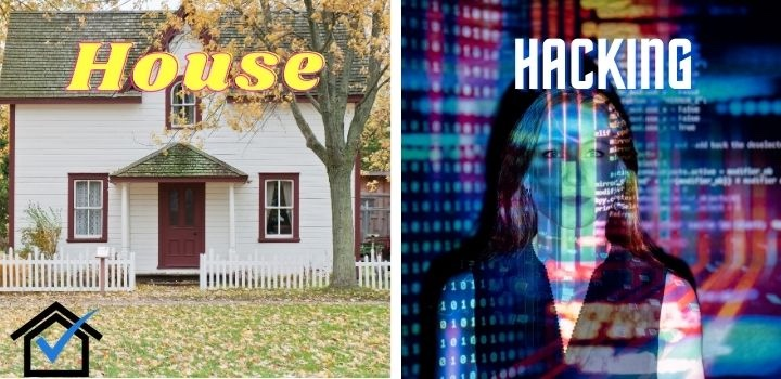 house hacking as a real estate side hustle