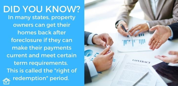 can you buy pre foreclosures