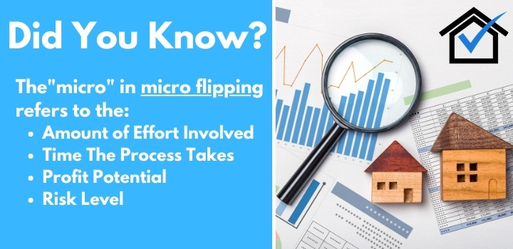 what is micro flipping