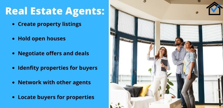 real estate agent as a side hustle