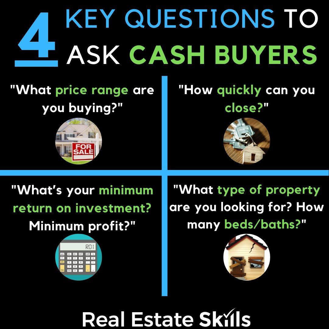 cash buyers virtual wholesaling