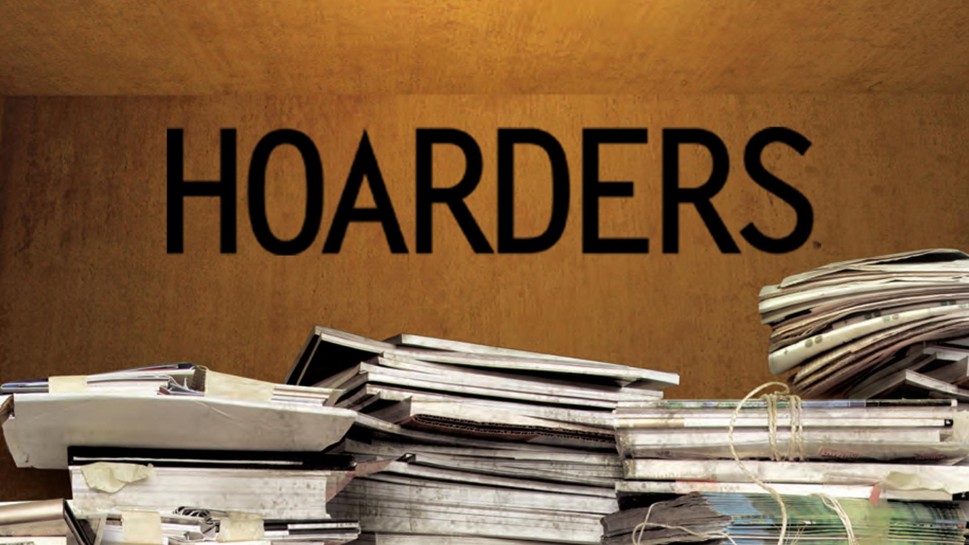 hoarders tv show