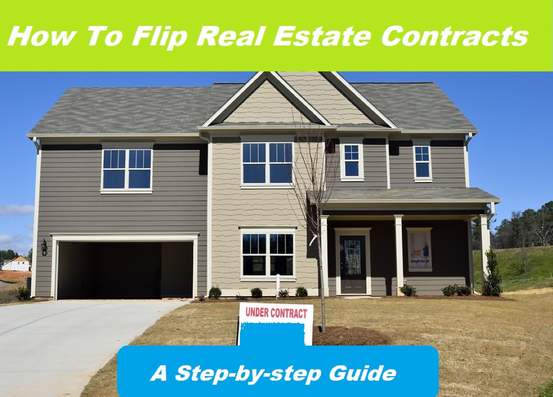 how to flip real estate contracts