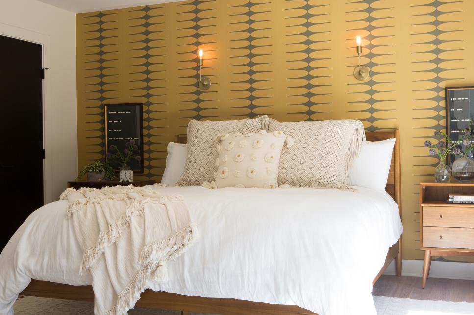 fixer upper master bedroom transformation