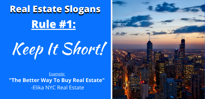 real estate slogans tip