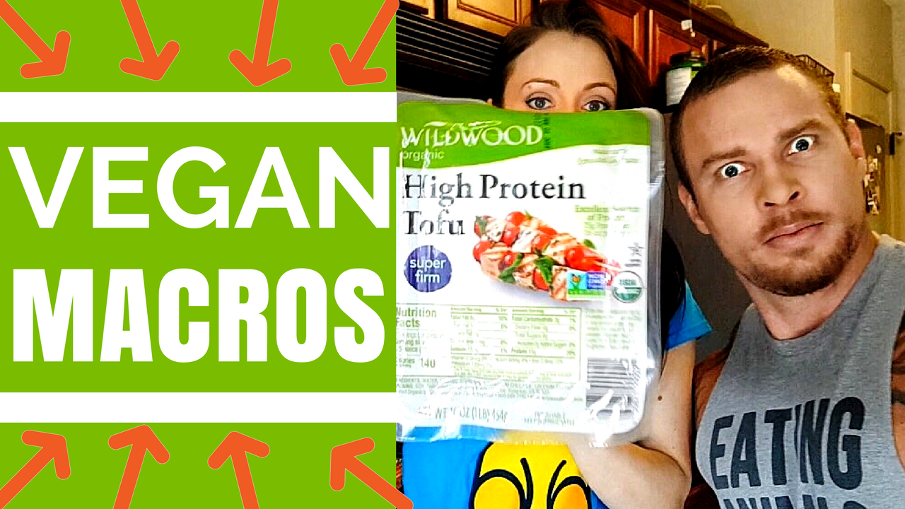 75a77e0b992 It is a common challenge for anyone who wants to get fit or stay fit when  they switch to a vegan diet - How do I meet my macros on a vegan diet