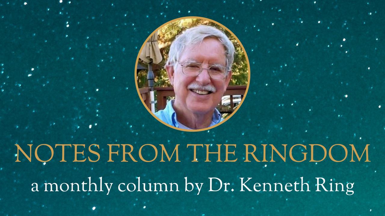 Dr  Ken Ring's Column: Laughing at Death