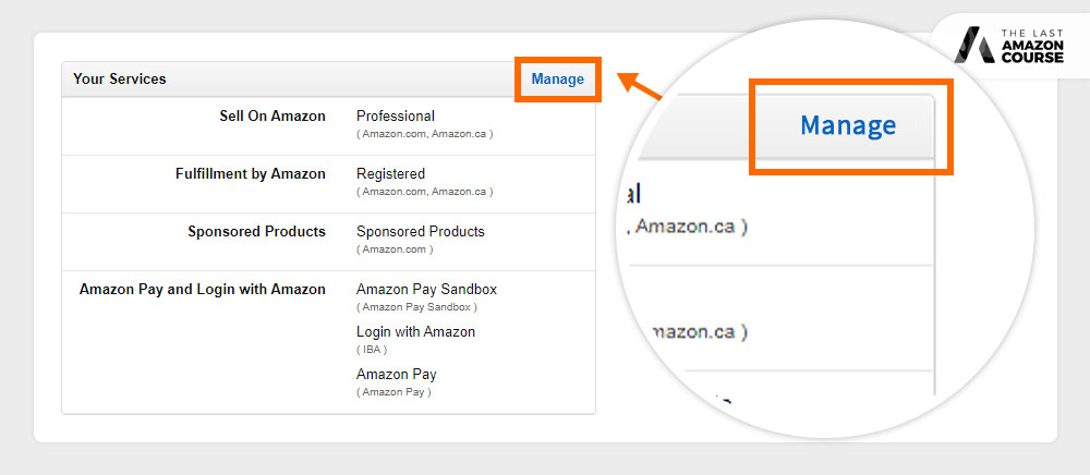 How to Change Amazon Selling Plans Manage