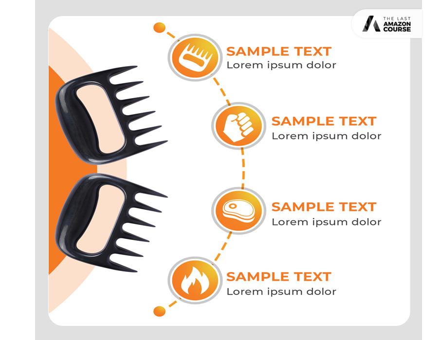 Amazon infographic service