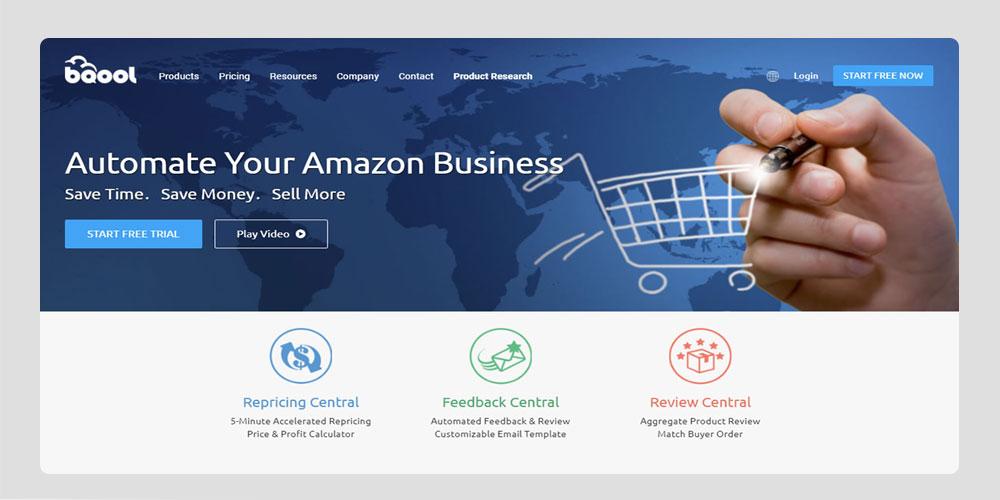 Bqool repricer for Amazon