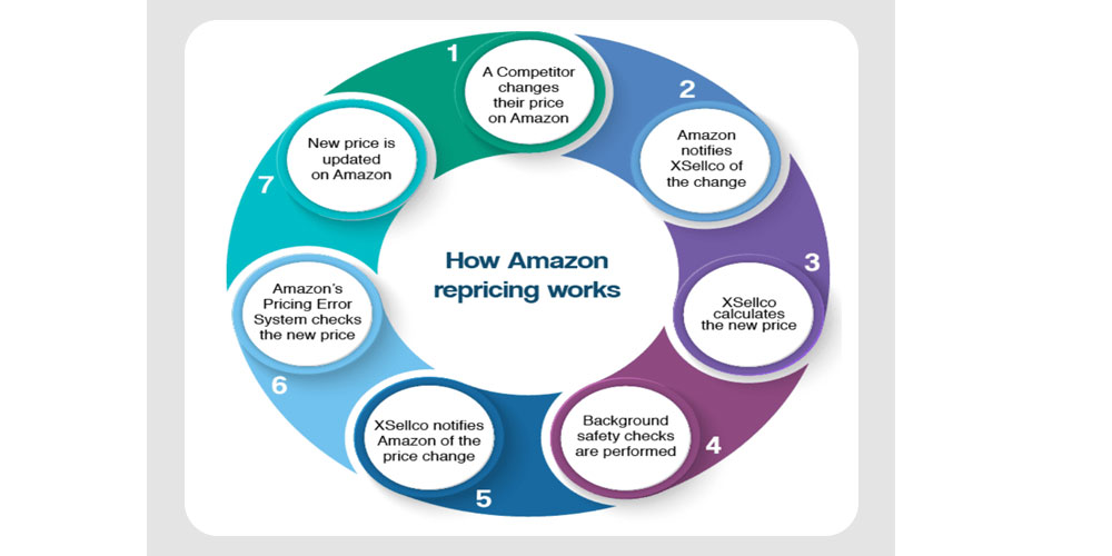how Amazon repricers work