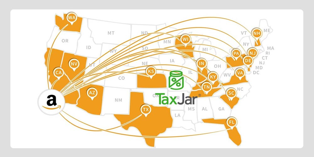 Amazon sales tax TaxJar