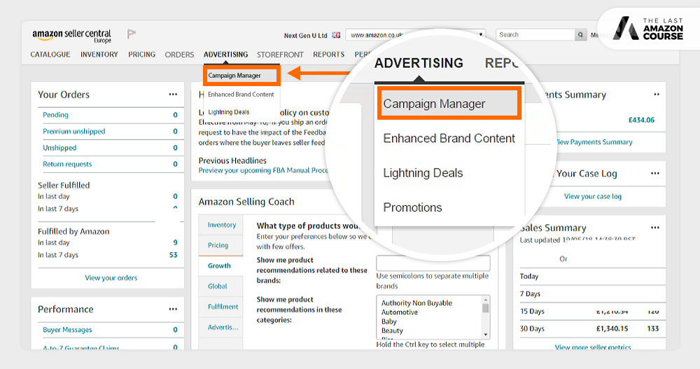 how to create ppc campaign
