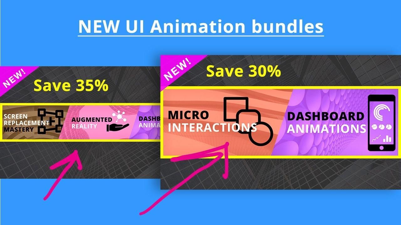 New UI Animation Bundles