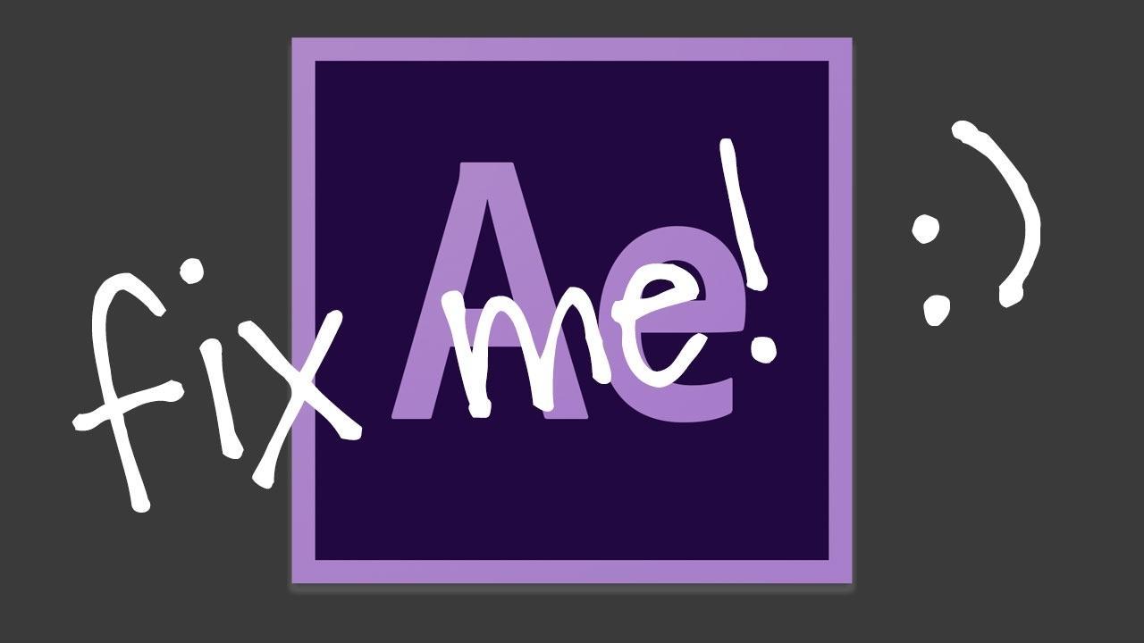Ae Fix me