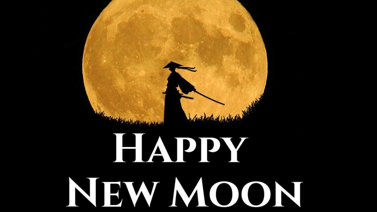 February 2019 New Moon in Aquarius