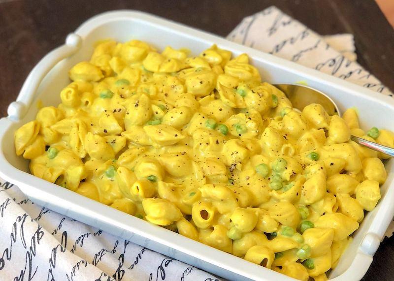 Macaroni, Peas & Cheese