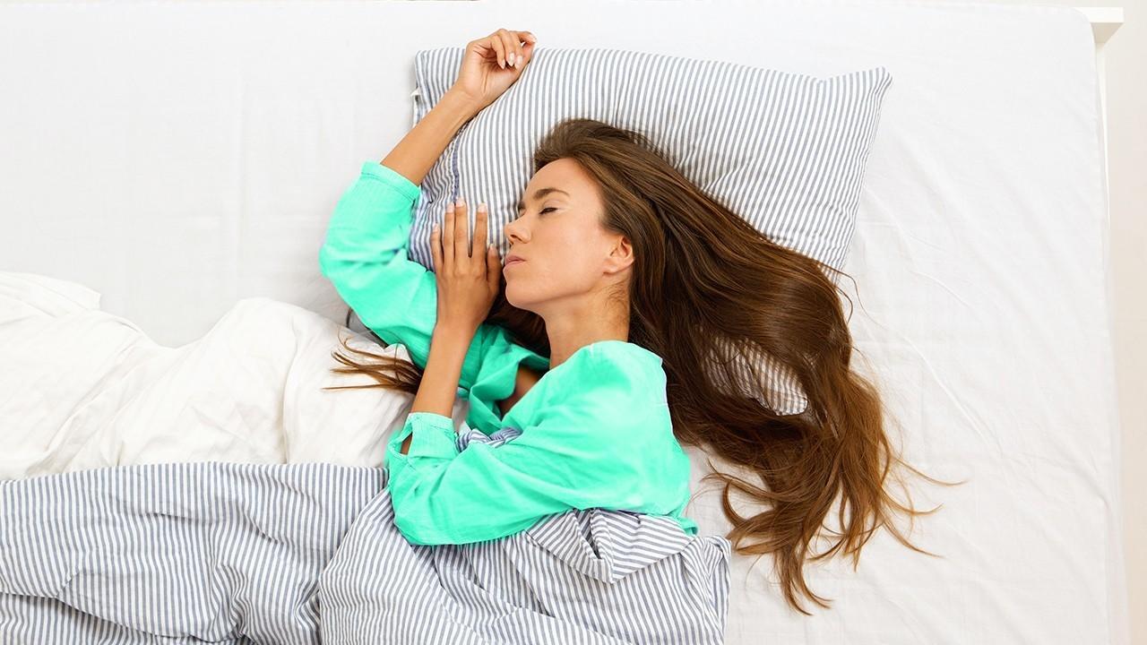 Успокаивающая растяжка перед сном