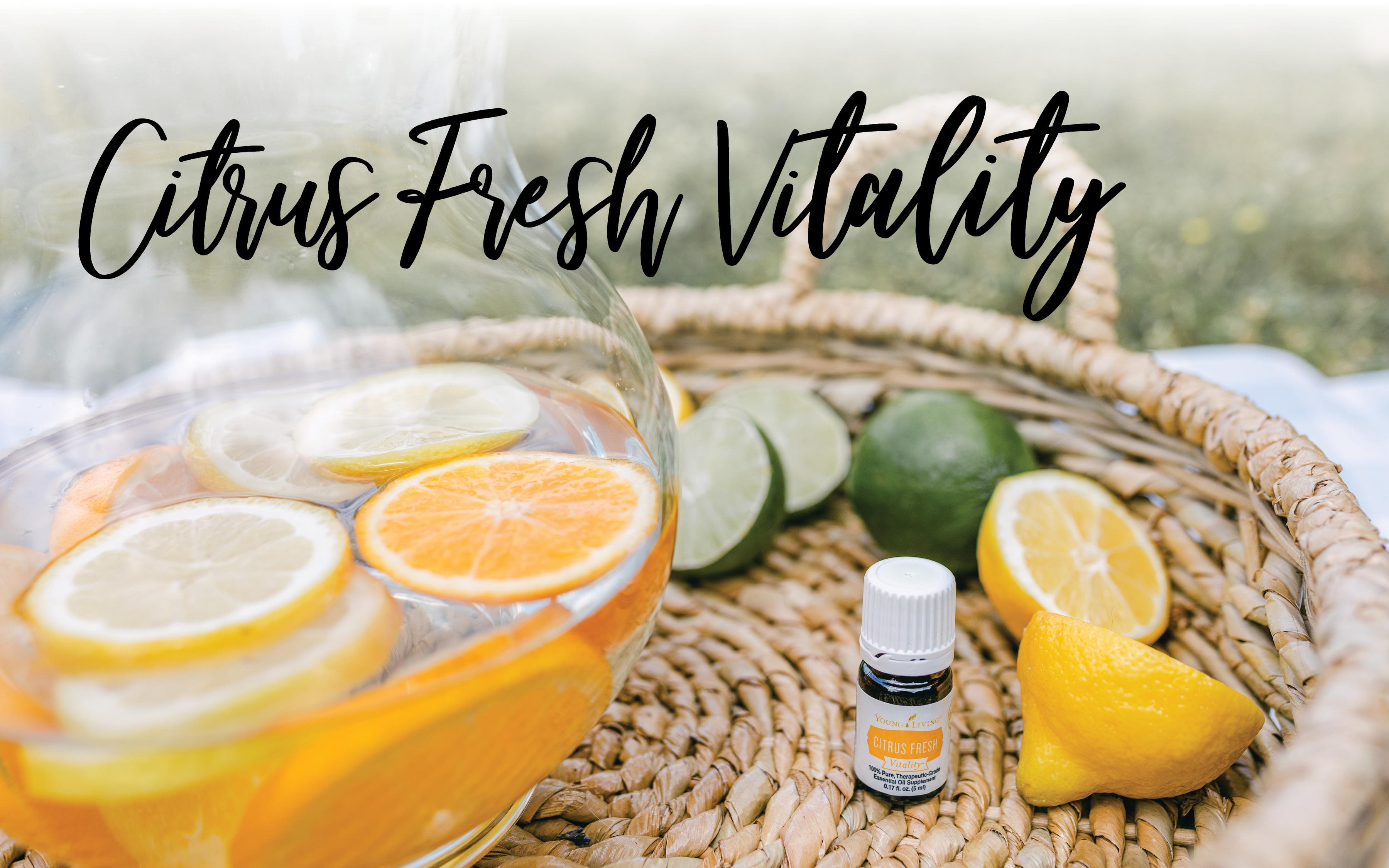 citrus fresh vitality