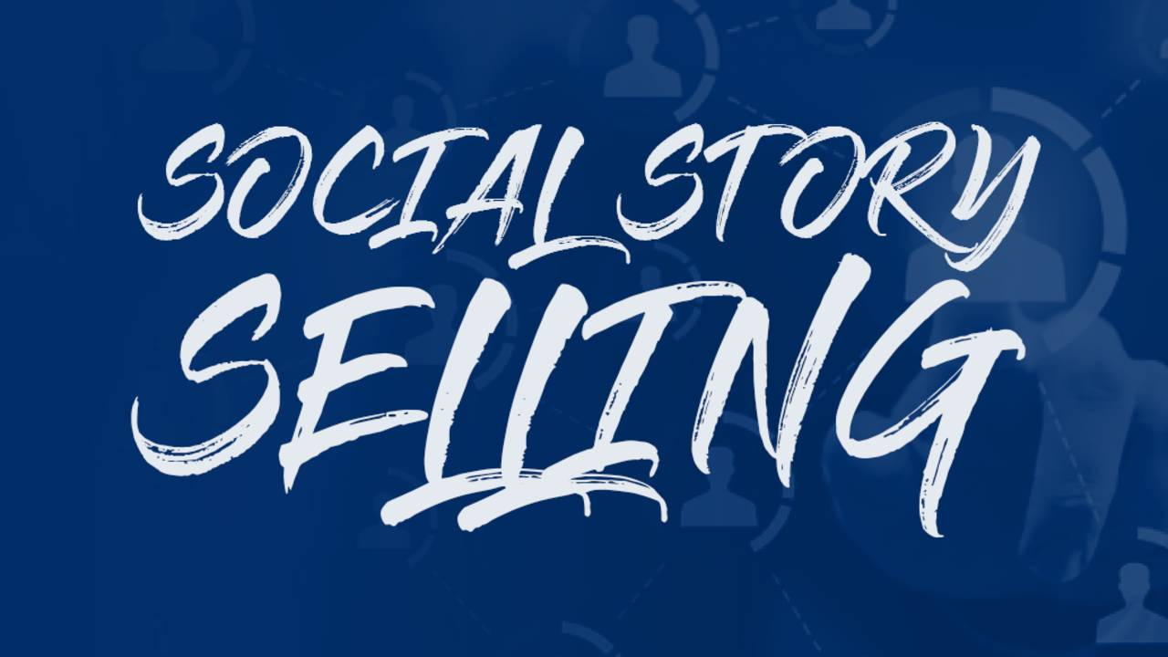 Social Story Selling System