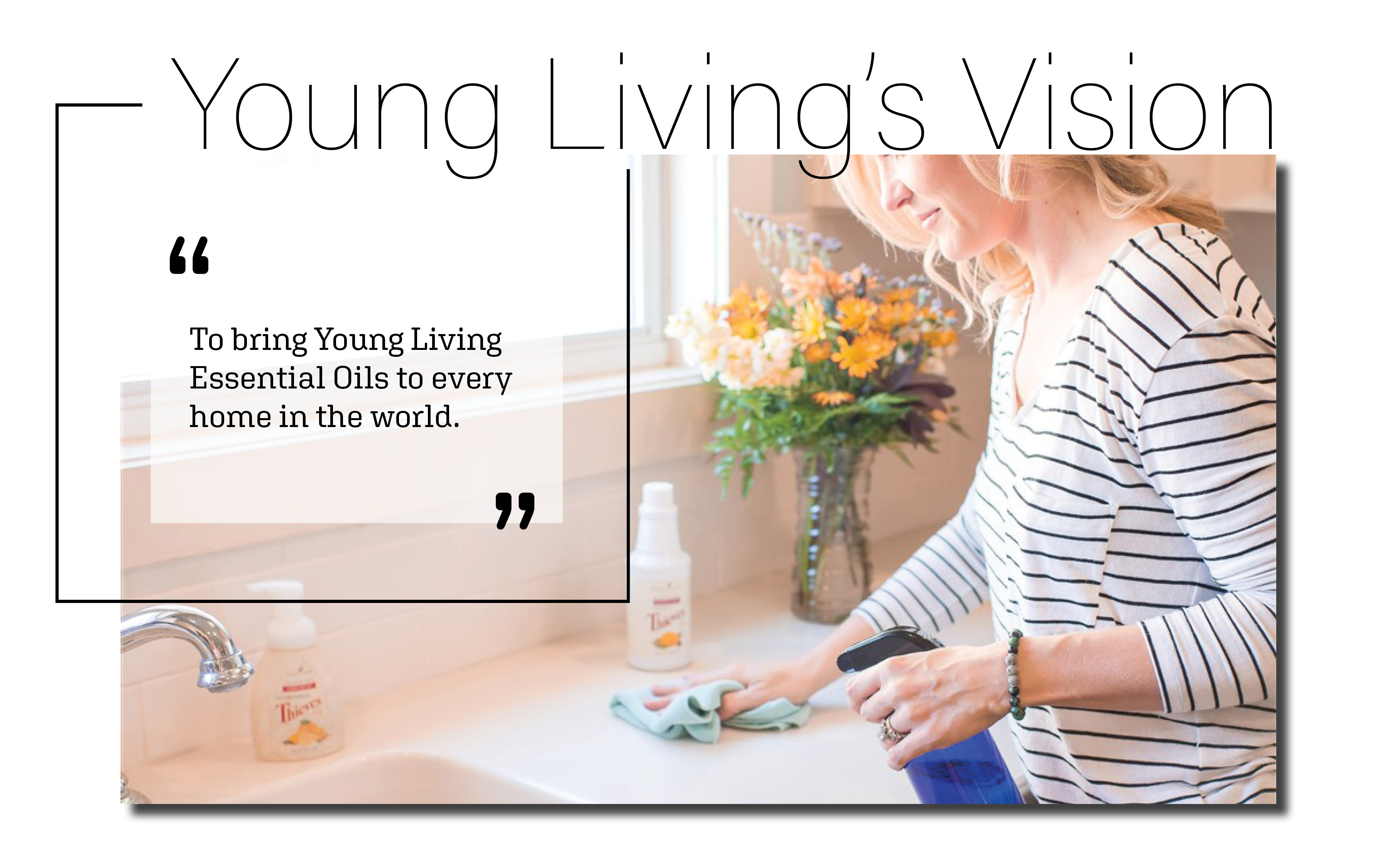 the vision on young living