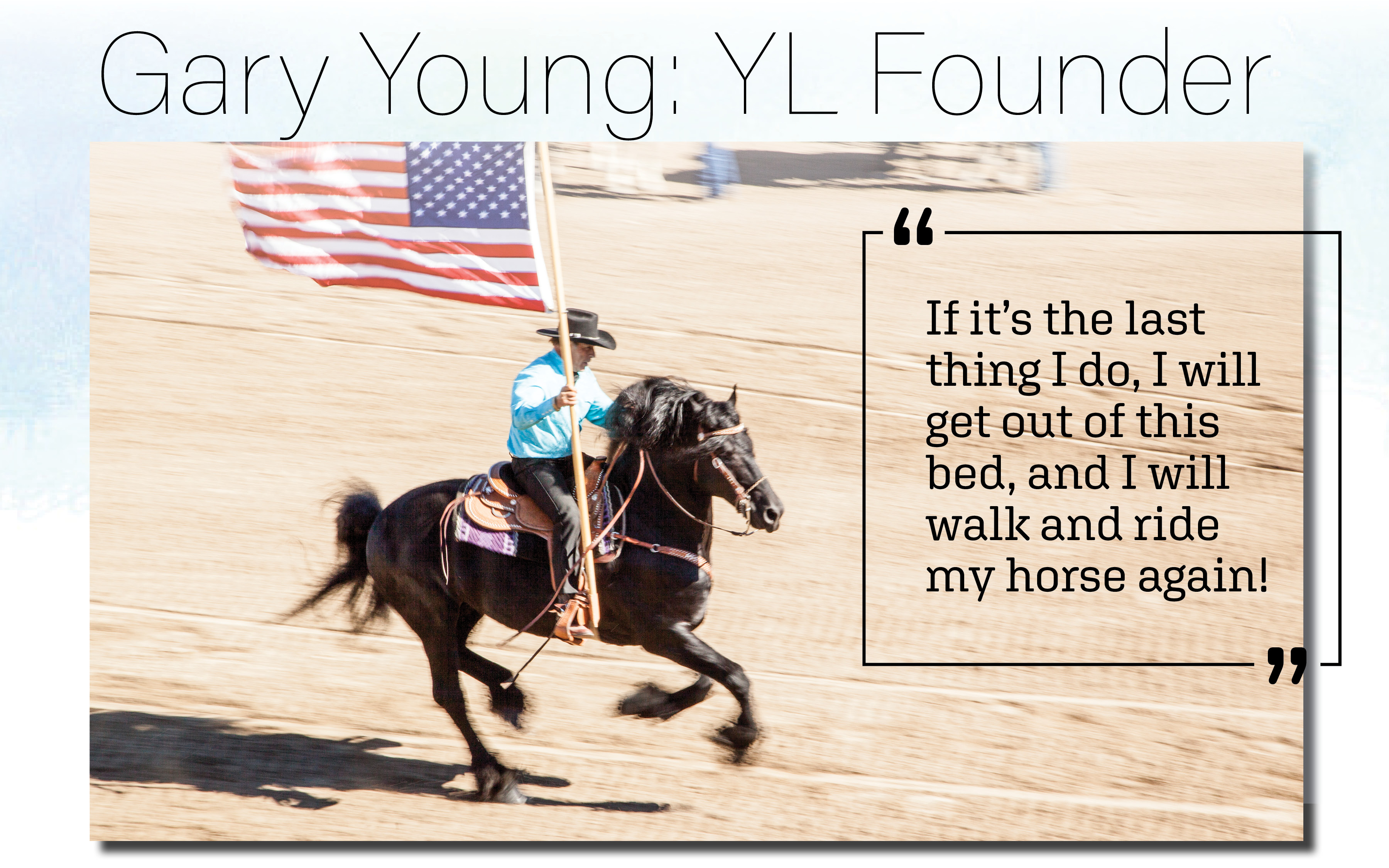 the founder of young living
