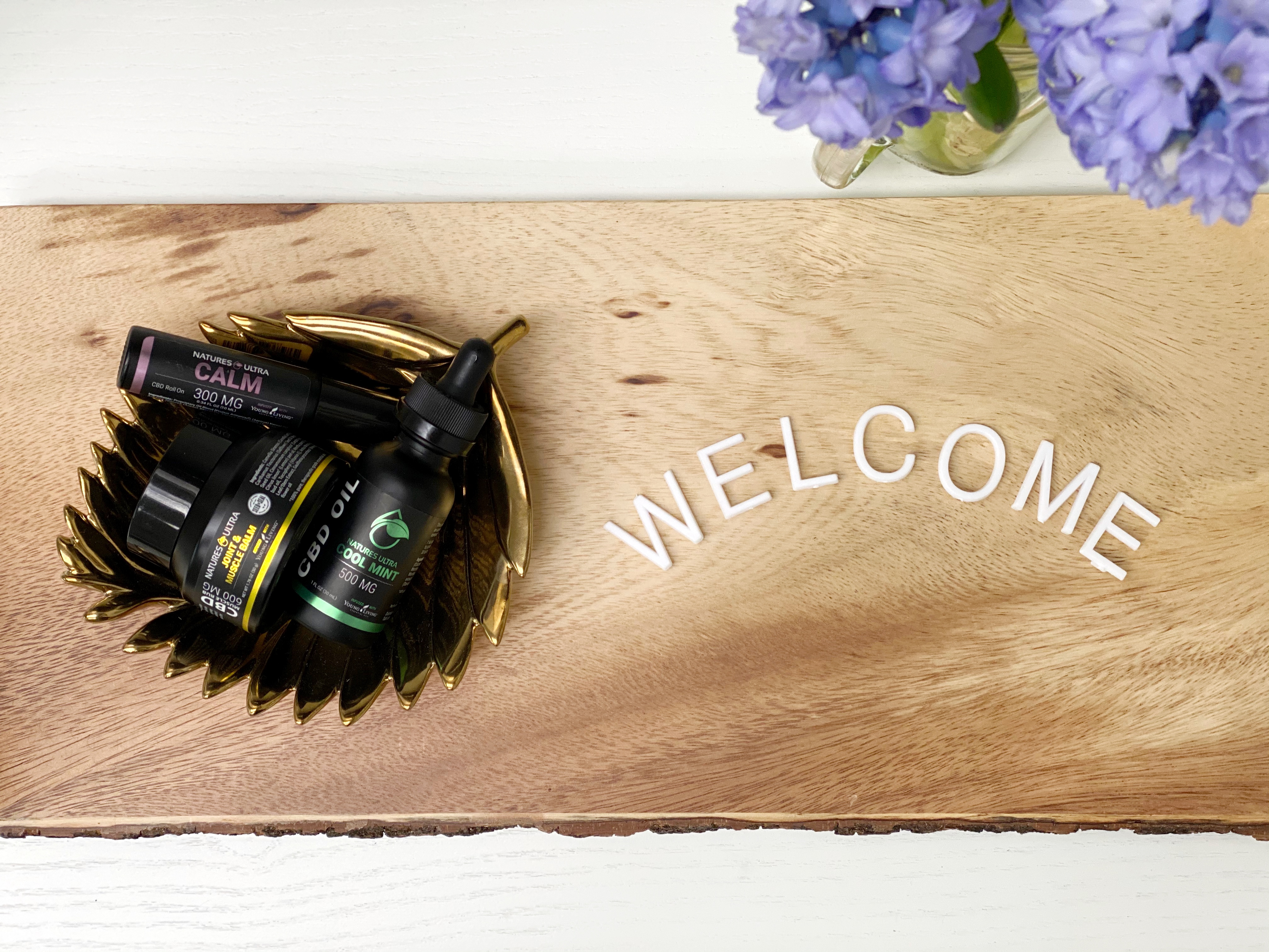 welcome, all things cbd