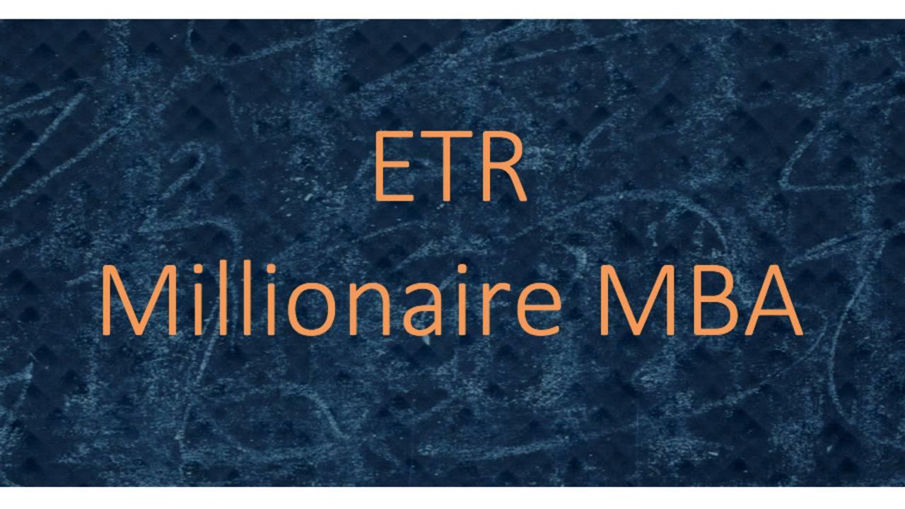 Millionaire MBA